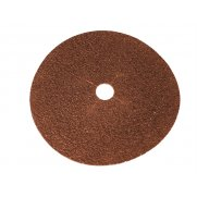 Faithfull Floor Disc E-Weight Aluminium Oxide 178 x 22mm 100g