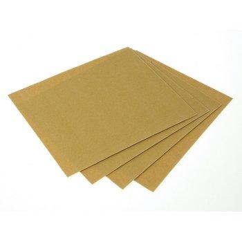 Faithfull Glasspaper Sheets 230 x 280mm Coarse 50g (5)
