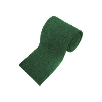 Faithfull Hand & Power Roll Green General Purpose 1m x 115mm