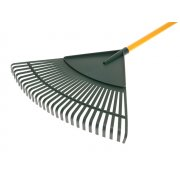 Faithfull Leaf Rake Fibreglass Shaft