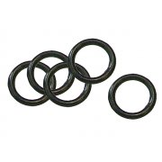 Faithfull O Rings for Brass Fittings (Pack of 5)