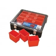 Plastic Organiser 12 Tray 15in
