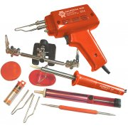 Faithfull Power Plus SGKP Soldering Gun & Iron Kit 30 Watt 240 Volt