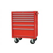 Faithfull Tool Box Roller Cabinet 7 Drawer