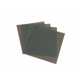 Faithfull Wet & Dry Paper Sheets 230 x 280 mm Assorted (4)