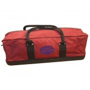 Faithfull Zip Top Holdall 61cm (24in) Hard Bottom