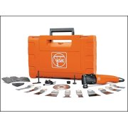 Multimaster Supercut Set With Wood Set 400 Watt 240 Volt