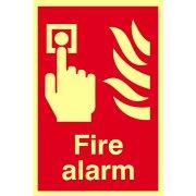 Fire alarm - PHO (200 x 300mm)