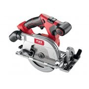 Flex Power Tools CS 62 Cordless Circular Saw 18V 2 x 5.0Ah Li-ion