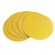 Flex Power Tools Hook & Loop Sanding Paper Perforated To Suit WS-702 80 Grit Pack 25