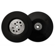 Flexipads World Class Angle Grinder Pad Black 115mm M10 x 1.50