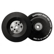 Flexipads World Class Angle Grinder Pad ISO Soft Flexible 100mm M10 x 1.50