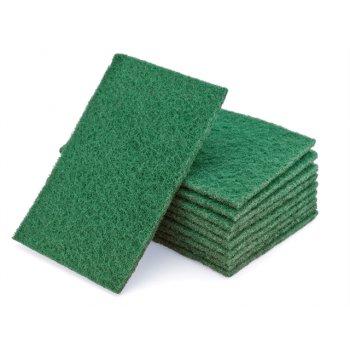 Flexipads World Class Hand Pads Green General Purpose 150 x 223mm (10)
