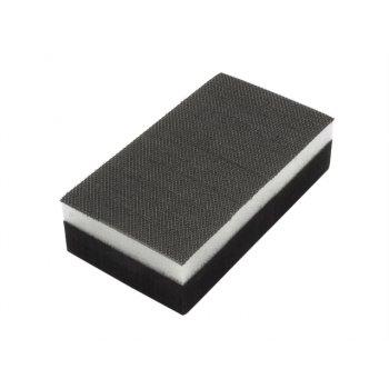 Flexipads World Class Hand Sanding Block Double Sided Medium/Soft 70 x 125mm