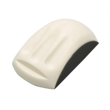 Flexipads World Class Hand Sanding Block for 150mm VELCRO???? Brand Disc