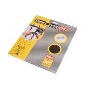 Flexovit Emery Cloth Sanding Sheets 230 x 280mm Assorted (3)