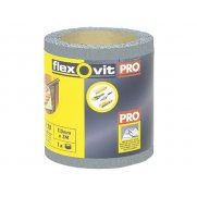Flexovit High Performance Finishing Sanding Roll 115mm x 5m 240g