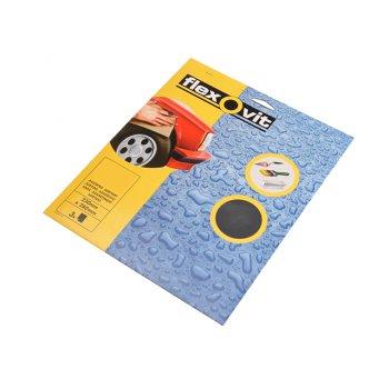 Flexovit Waterproof Sanding Sheets 230 x 280mm Fine 400g (3)
