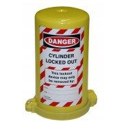 Gas Cylinder Lockout