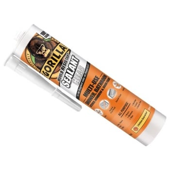 Gorilla Glue Gorilla Mould Resistant Sealant Clear 295ml