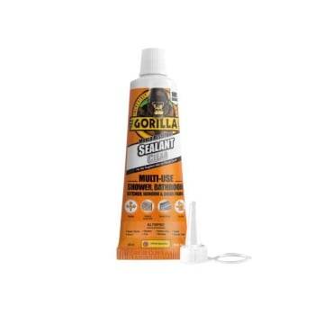 Gorilla Glue Gorilla Mould Resistant Sealant Clear Tube 80ml