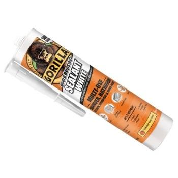 Gorilla Glue Gorilla Mould Resistant Sealant White 295ml