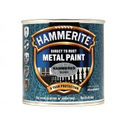 Hammerite Direct to Rust Hammered Finish Metal Paint Black 2.5 Litre