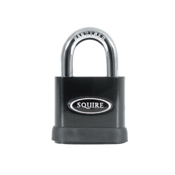 Henry Squire SS50P5 Stronghold Solid Steel & Brass Padlock 50mm