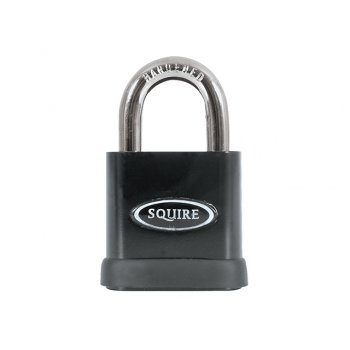 Henry Squire SS50S Stronghold Solid Steel Padlock 50mm Keyed Alike