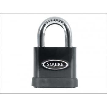 Henry Squire SS80S Stronghold Solid Steel Padlock 80mm CEN6 Boxed