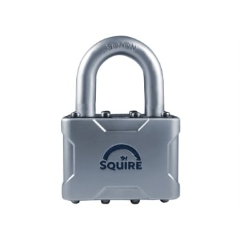 Henry Squire Vulcan Open Boron Shackle Padlock 45mm