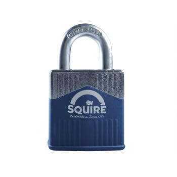 Henry Squire Warrior High-Security Open Shackle Padlock 55mm
