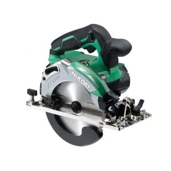 HiKOKI C3606DA/JRZ Brushless Circular Saw 165mm 18/36V 2 x 5.0/2.5Ah Li-ion