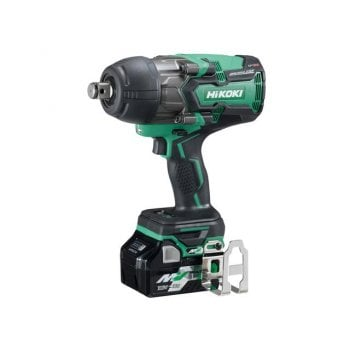 HiKOKI WR36DA/JRZ 3/4in Brushless Impact Wrench 18/36V 2 x 5.0/2.5Ah Li-ion