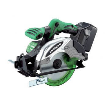 Hitachi C18DSL 165mm Circular Saw 18 Volt 2 x 5.0Ah Li-Ion