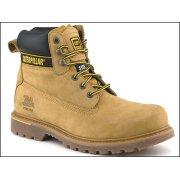 Holten Honey Nubuck Leather Safety Boot UK 10 Euro 44