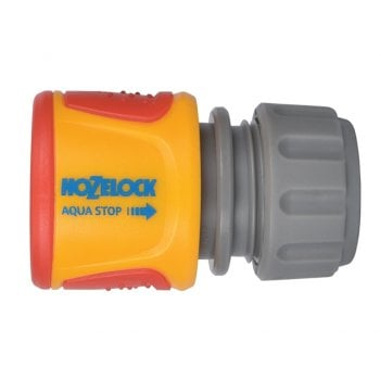 Hozelock 2075 Soft Touch AquaStop Connector