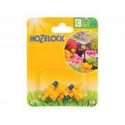 Hozelock Adjustable Micro Jet 180 Degree 4mm/13mm (3 Pack)