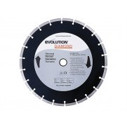 HTC Evolution RAGE 305mm Diamond Circular Saw Blade