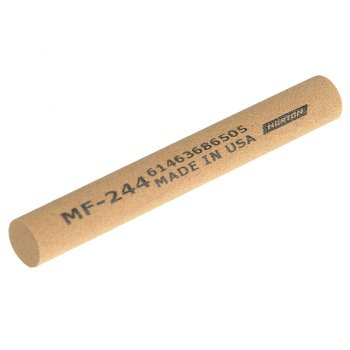 India MF214 Round File 100mm x 6mm - Medium