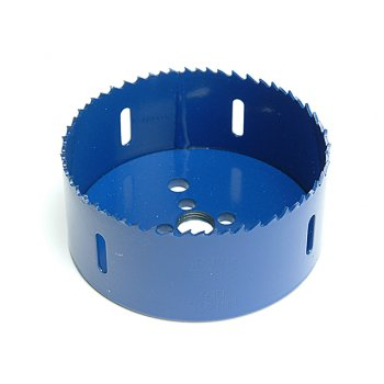 IRWIN Holesaw Bi Metal High Speed 98mm