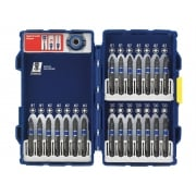 Impact Screwdriver Bit Set of 22