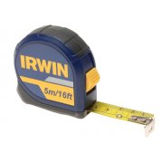 IRWIN Standard Pocket Tape 5m/16ft (Width 19mm) Carded