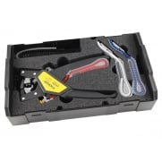 Quadro 4-in-1 Stripper Crimper Set