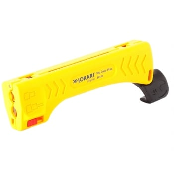 Jokari Top Coax Plus Cable Stripper with 11mm Spanner Model No. 30110