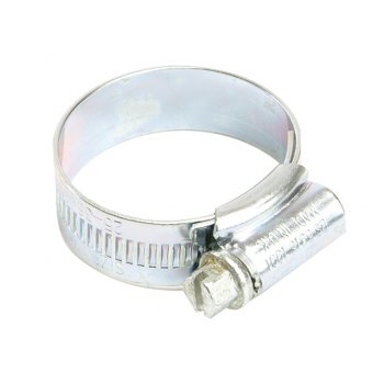 Jubilee Jubilee???? 000 Zinc Protected Hose Clip 9.5 - 12mm (3/8 - 1/2in)