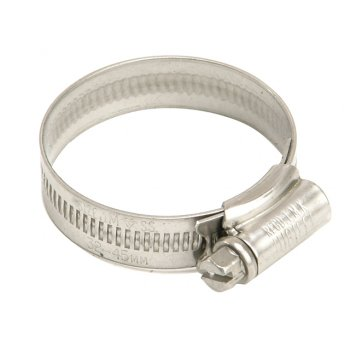 Jubilee Jubilee???? 1X Stainless Steel Hose Clip 30 - 40mm (1.1/8 - 1.5/8in)