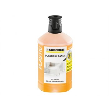 Karcher Plastic 3-In-1 Plug & Clean Detergent
