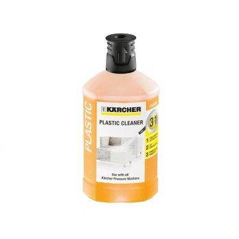 Karcher Plastic 3-In-1 Plug & Clean Detergent