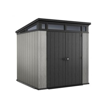 Keter Roc Artisan Pent Shed 7 x 7ft (Home Delivery)